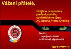 Sparta - prezentace týmu