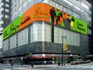 MiRa móda - nová budova