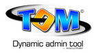 TOM Dynamic Admin Tool - logo