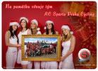 Sparta Novoročenka + plakát